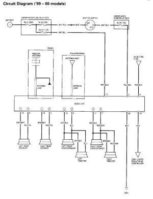 00 Civic  Need help wiring my new JVC radio  HondaTech