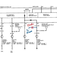 99 Civic Wiring Diagram Alarm 2000 Chevy S10 Headlight Dx Hatchback Install Door Trigger Honda Tech Attached Images