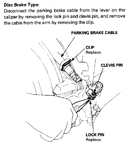 [How To Adjust The Handbrake On A 1992 Toyota Previa
