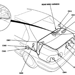 Stop Turn Tail Light Wiring Diagram Elk Vitals Brake Lights Not Working - Help Please. Honda-tech Honda Forum Discussion