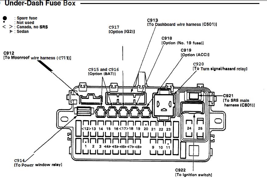 2003 Honda Accord Turn Signal Wiring Diagram 93 Del Sol Si Fuel Pump Won T Prime Honda Tech Honda