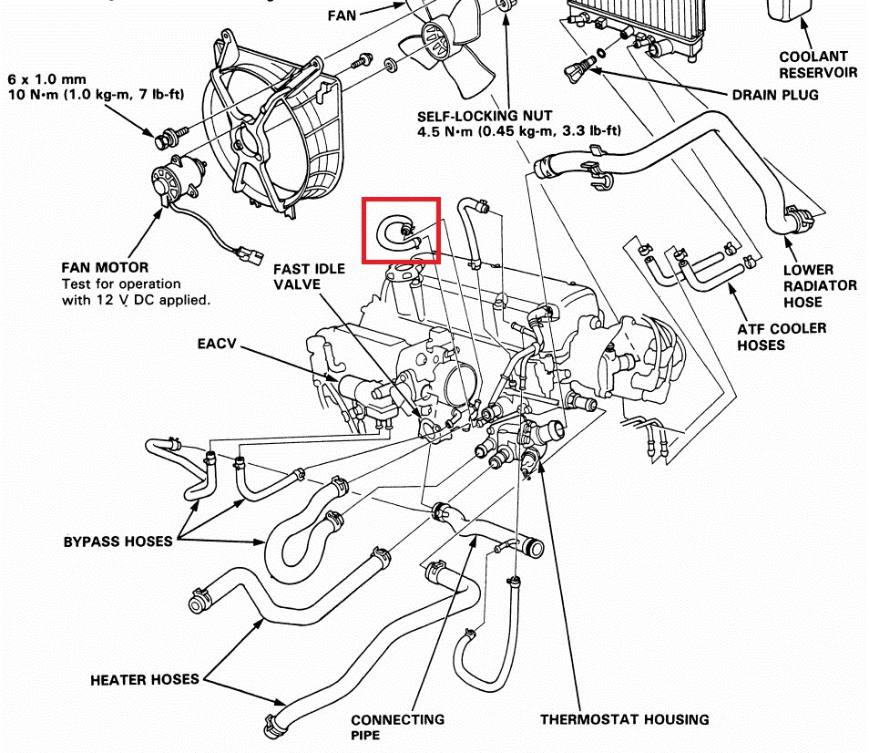 medium resolution of d15b vtec engine diagram h23 engine diagram wiring diagram honda h23 f23 engine