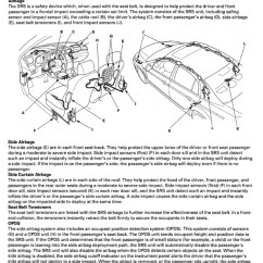 2001 Honda Civic Wiring Diagram Eukaryotic Endomembrane System Cell 01 Acura Tl Seats Into 98 Help? - Page 2 Honda-tech Forum Discussion