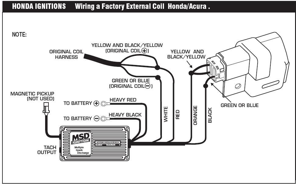 Msd 6Al Wiring Diagram Chevy – Wirdig