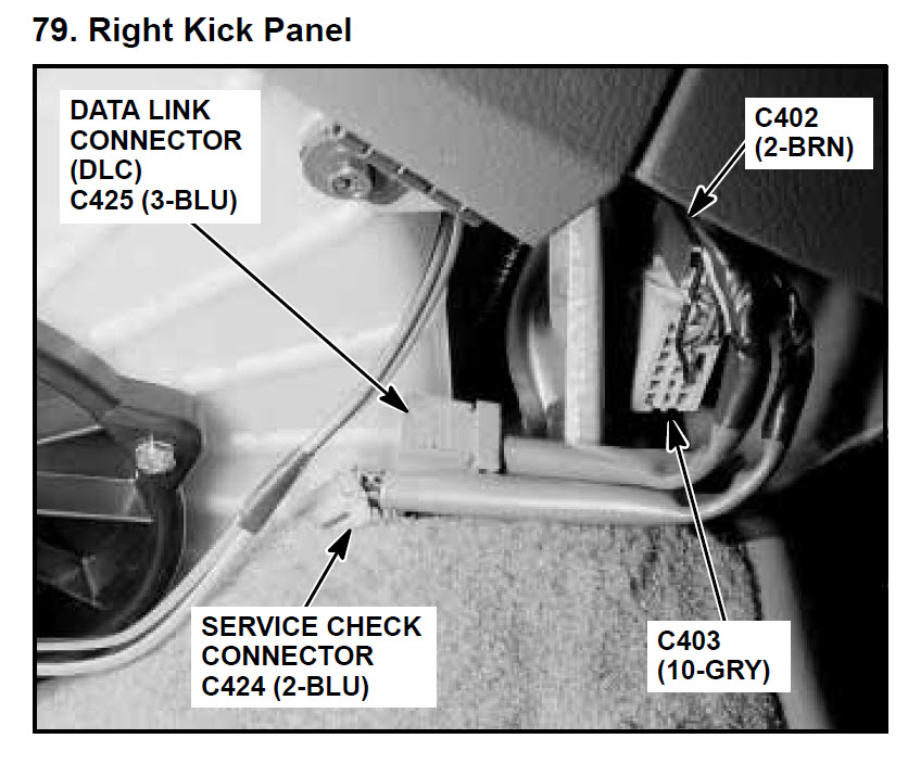 honda civic obd2 wiring diagram 1998 crv parts where is data link obd ii connection on 97 tech forum discussion