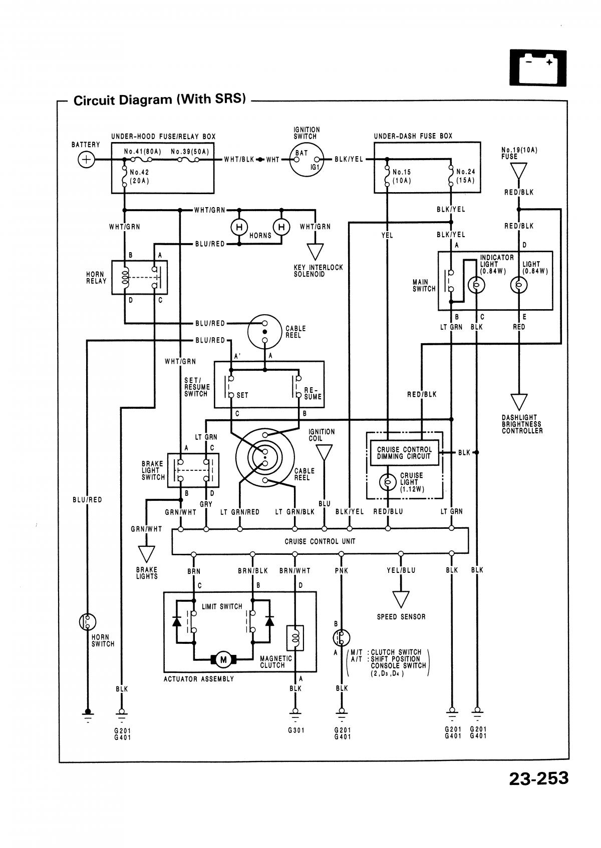 Jdm Tcs Wiring Diagram Figure 5 Abs, Jdm, Free Engine