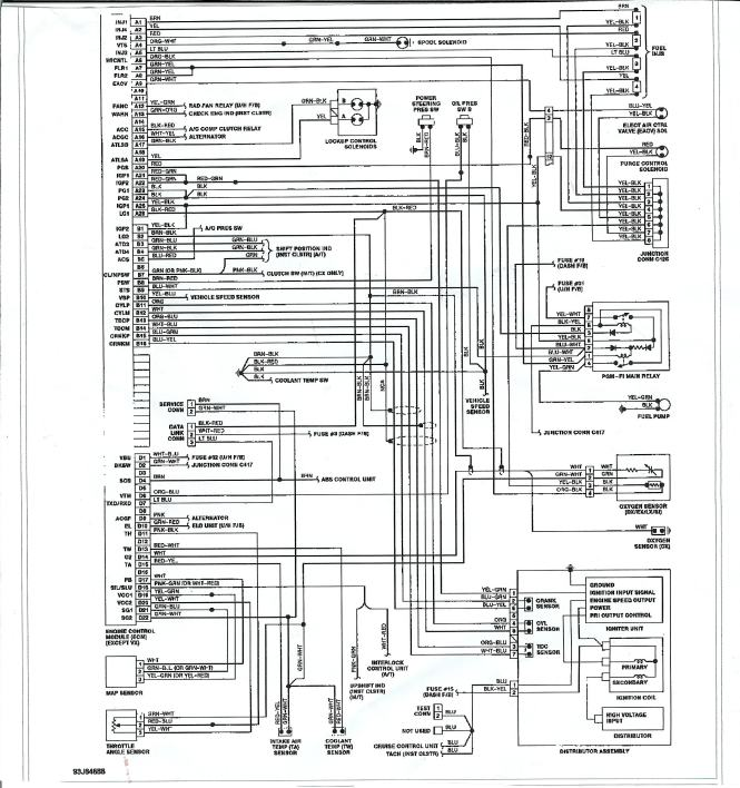 H22 Wiring Harness likewise 80 Trans Am Wiring Diagram further D16z6 Wiring Diagram besides H22a Wiring Diagram also H22 Obd2 Wiring Diagram. on obd1 alternator wiring diagram