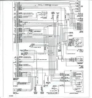 Integra TCM wiring schematic for Auto swap  HondaTech  Honda Forum Discussion
