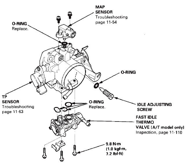 [DIAGRAM] 2002 Acura Rsx Air Conditioning Diagram FULL