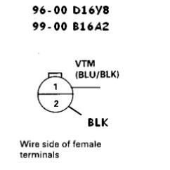 1996 Civic Power Window Wiring Diagram 2001 Chevy Tahoe Speaker 96 Ex Vtec Great Installation Of 92 00 Honda Acura Engine Sensor Connector Guide Rh Tech Com Master Switch