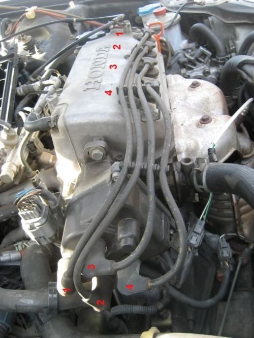 small resolution of 91 honda accord distributor spark plug wire diagram 51