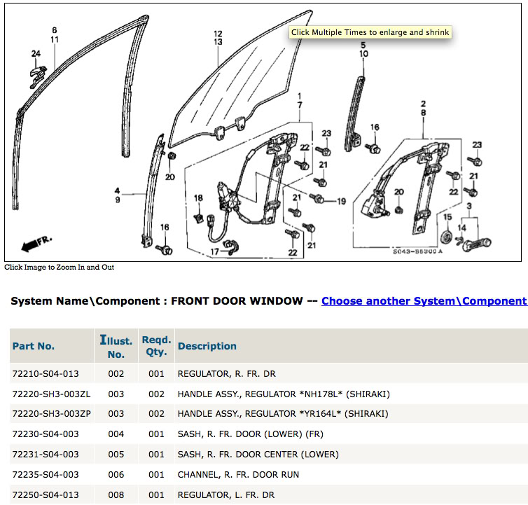 1993 honda accord parts diagram 3 phase power wiring worn out window molding - honda-tech forum discussion
