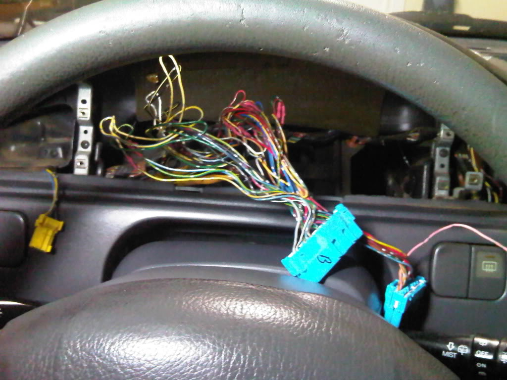 Honda Civic Cluster Wiring Diagram On 99 Honda Civic Cluster Wiring