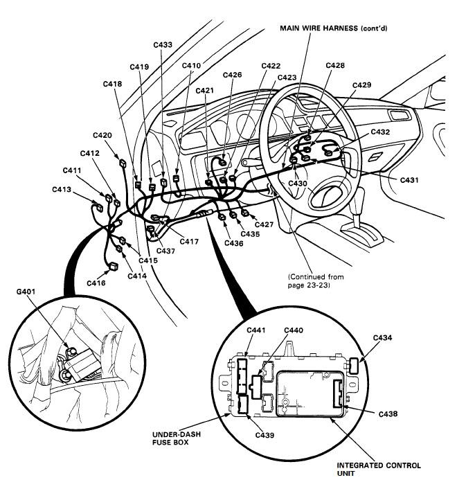 96 Civic Turn Signal Wiring Diagram