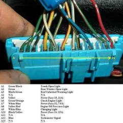 96 Honda Civic Wiring Diagram 2007 Cobalt Lt Stereo 94-97/98-01 Integra Cluster Into 92-95/96-00 Diagrams - Page 9 Honda-tech ...