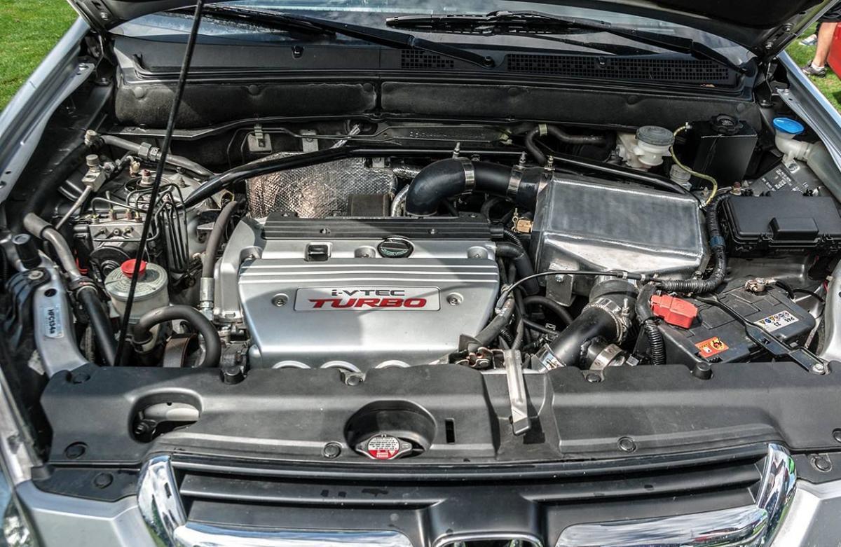1980 Honda Accord Exhaust Manifold