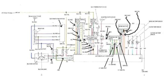 honda crx wiring diagram wiring diagram 1991 honda accord stereo wiring diagrams