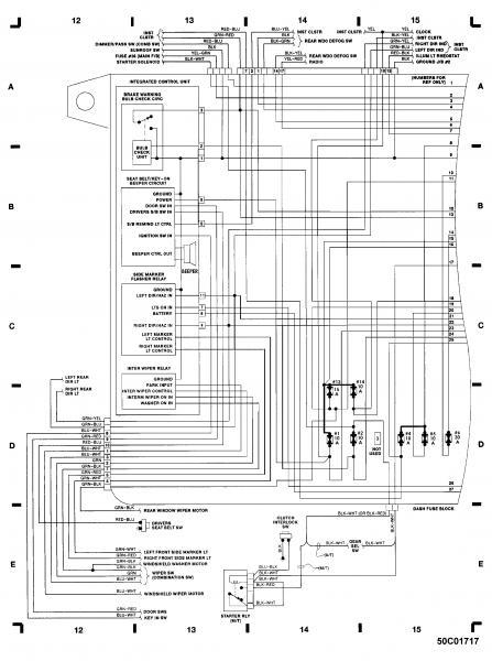 honda wiring diagrams 89