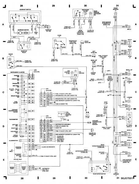 90 Ef Honda Civic Engine Wiring Harness. Honda. Auto