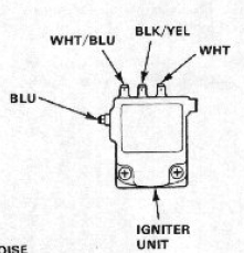 Help Please! Wiring Guide for Electronic Ignition Module