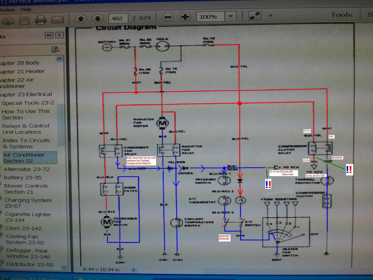 2007 honda civic si wiring diagram online ups block 1991 hatch need an air conditioner expert