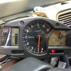 Honda Marine Fuel Gauge Wiring Diagram 2004 Suzuki Eiger 400 4x4 For Gauges Www Toyskids Co 91 Crx Si Cbr600rr Cluster Swap Tech
