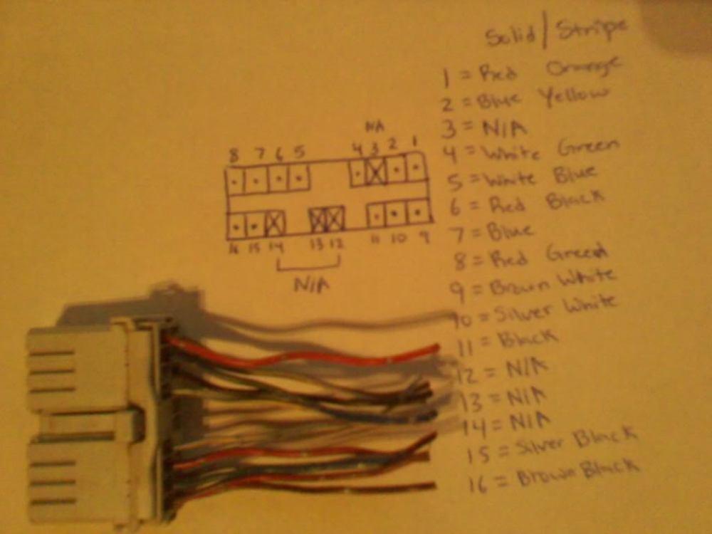 medium resolution of honda crx radio wiring diagram wiring diagram and hernes 1993 honda accord stereo wiring diagram