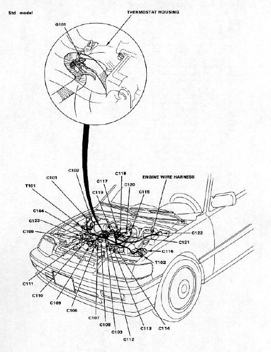 B18a1 Distributor Wiring Diagram