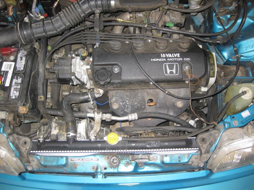 1988 Honda Accord Wiring Diagram