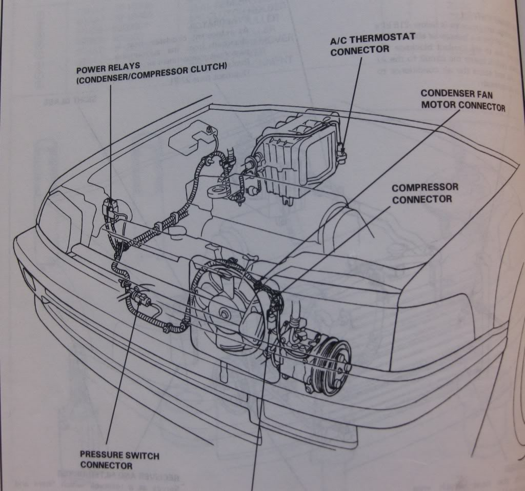 1991 honda crx stereo wiring diagram pioneer deh p6000ub radiator replacement for dumdums tech