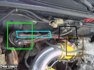 Service manual [2006 Honda Civic Si Gas Tank Removal
