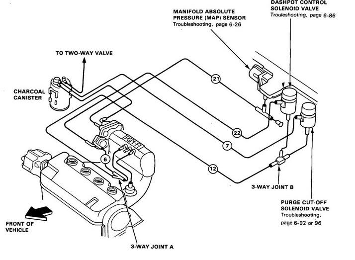 06 civic si engine diagram