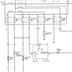 2001 Honda Prelude Wiring Diagram 1996 Ford Bronco Radio Del Sol Cooling Fan Relay Location Get Free Image