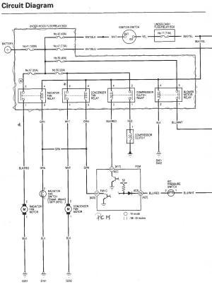 Honda Crv 2001 EX cooling problems  HondaTech  Honda