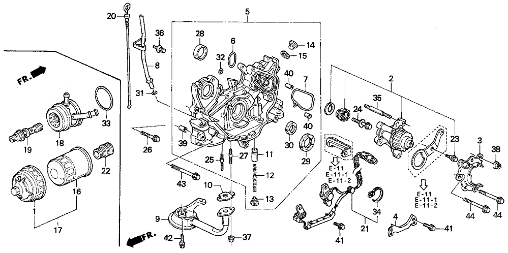 H22a4 Engine Head Diagram D17A1 Engine Diagram Wiring