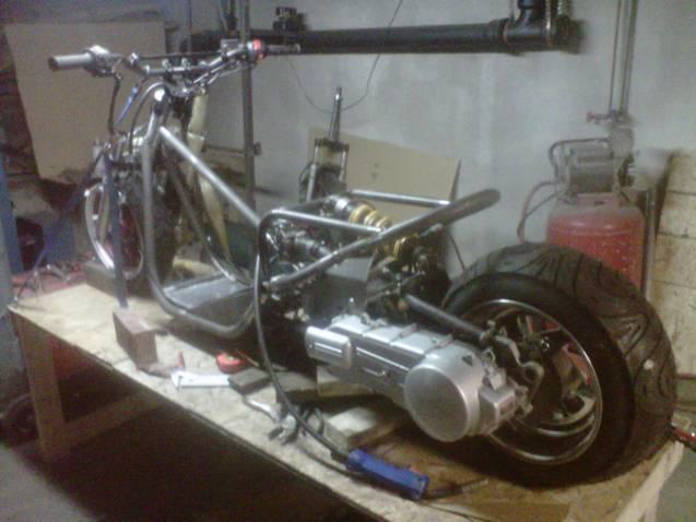 110cc Engine Diagram My Custom Gy6 Quot Ruckus Quot Look Alike Honda Tech Honda