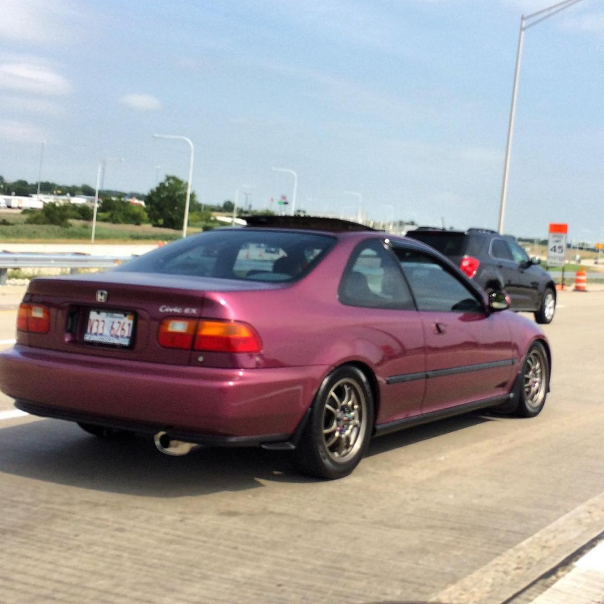 hight resolution of super clean 94 eg coupe for sale