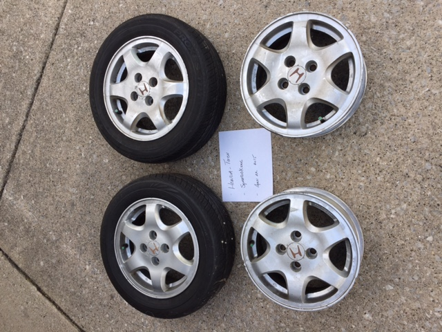 4x100 Honda Wheels : 4x100, honda, wheels, CHEAP!!!!!, Wheels, Might, Honda, Honda-Tech, Forum, Discussion