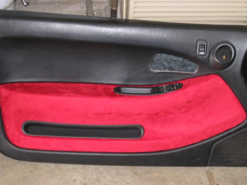 DIY Reupholster Door Panels 92 95 EG Honda Tech Honda