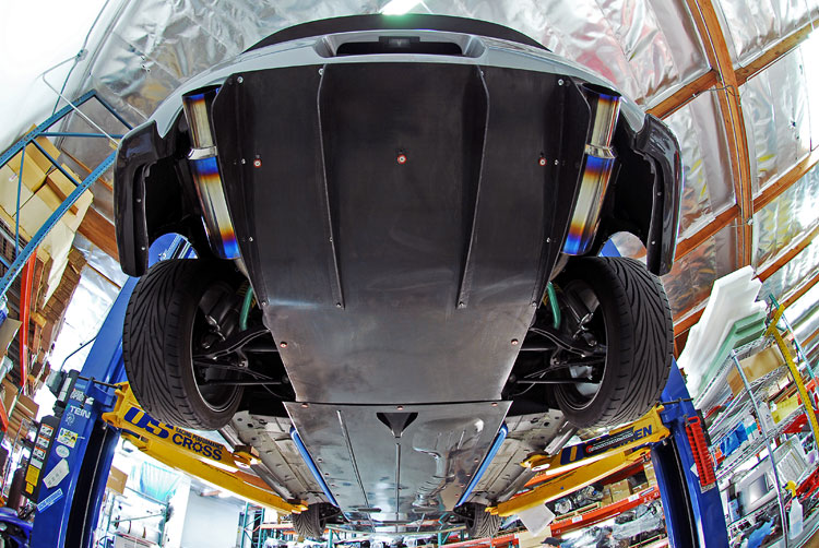 flat undertrays for Civic or Integra  HondaTech  Honda