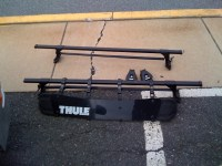 Thule Roof Rack - Honda-Tech - Honda Forum Discussion