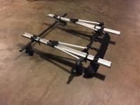 400XT Thule roof rack + Bike Carriers + Fairing + 96 Civic ...