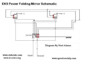 *Help with PF mirror diagrams*  HondaTech