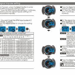 Sunpro Drag N Tach Wiring Diagram 6m Fishbone Template Rpm Signal For Aftermarket Honda Tech
