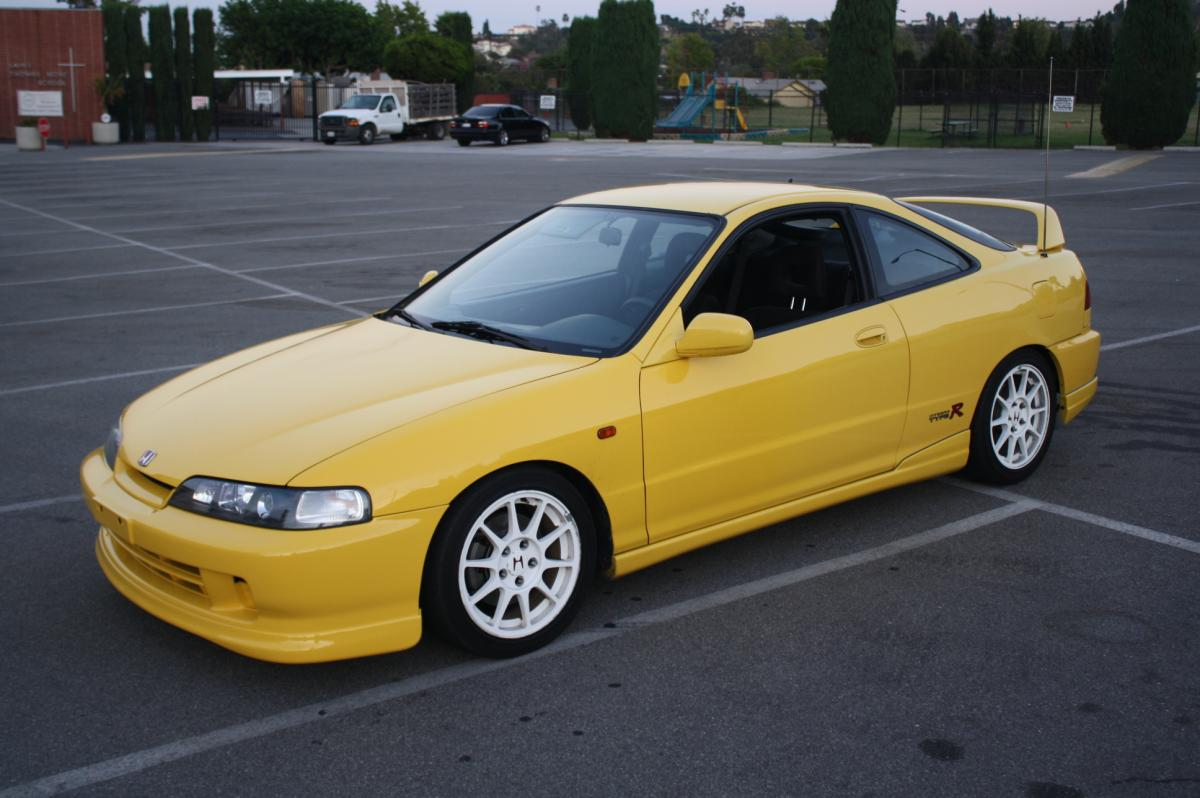 hight resolution of ca 2000 acura integra phoenix yellow type r 96 toda spoon kaaz hytech authentic parts