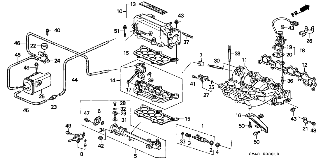Vtec Engine Diagram. Wiring. Wiring Diagram Images