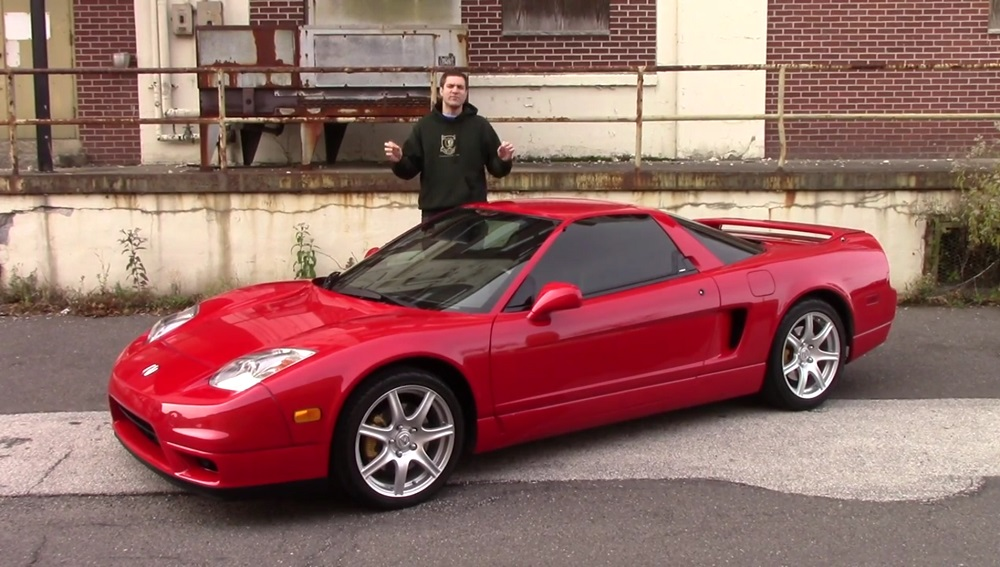 Is Acura's Original NSX A Functional Supercar, And Is It