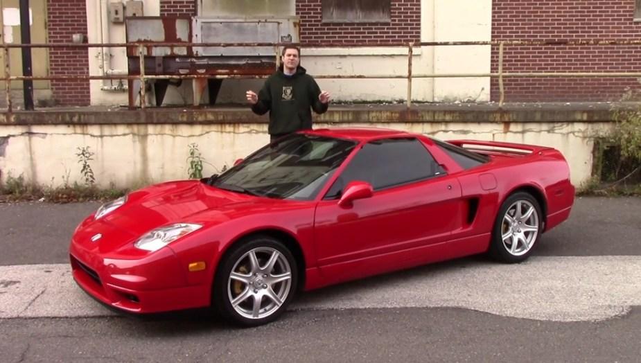 honda-tech.com doug demuro acura NSX autotrader review
