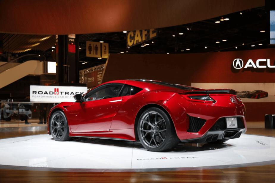 Honda-tech.com Honda Acura NSX Armytrix Titanium Exhaust