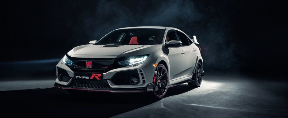 honda-tech.com 2017 2018 Honda Civic Type-R Type R turbo engine tech detuned US north america